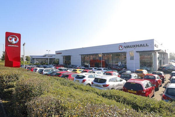 Vauxhall Car Dealers Find Your Local Arnold Clark Dealer