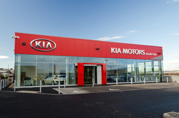 Dealer Details for Aberdeen Kia