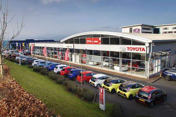 Dealer Details for Ayr Toyota