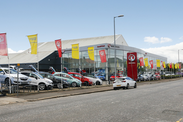 Dealer Details for Ayr Vauxhall