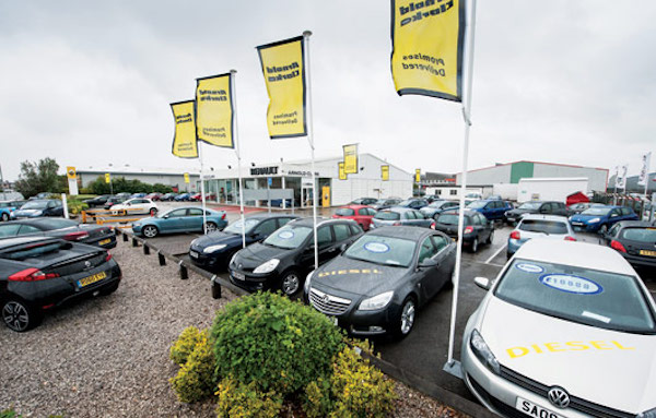 Dealer Details for Blackpool Renault / Dacia
