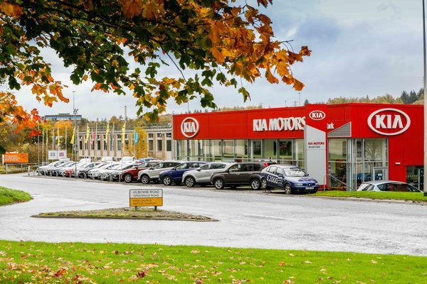 Dealer Details for Cumbernauld Kia