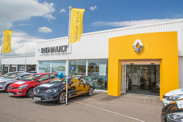 Dealer Details for Dumfries Renault / Dacia