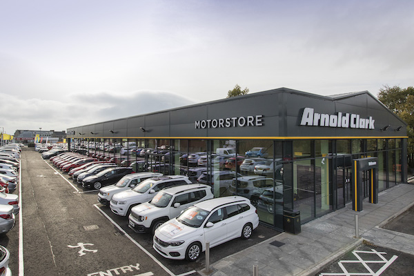 Dealer Details for Dundee Motorstore / Fiat / Ford / Kia / Abarth / Jeep