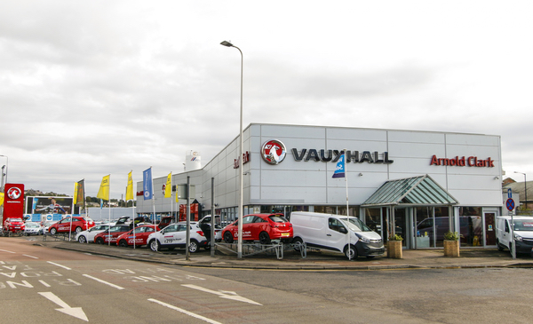 Dealer Details for Dundee Vauxhall