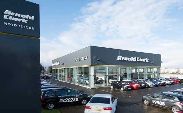 Dealer Details for East Kilbride Motorstore