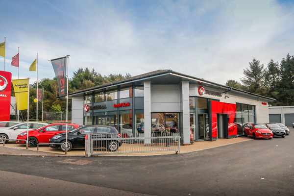 Dealer Details for East Kilbride Vauxhall