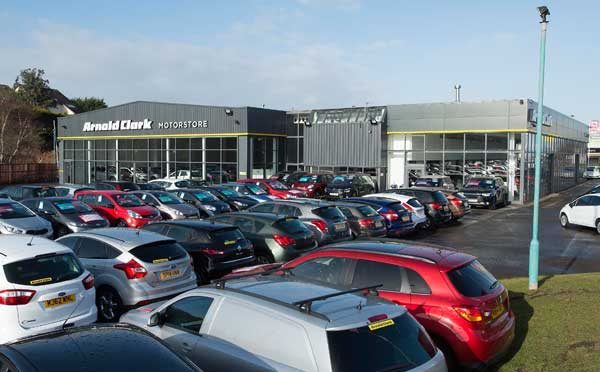Dealer Details for Edinburgh Seafield Motorstore