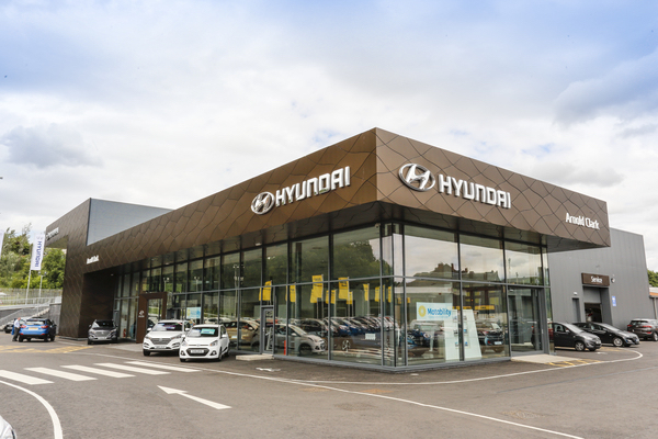 Dealer Details for Glasgow Alexandra Parade Hyundai