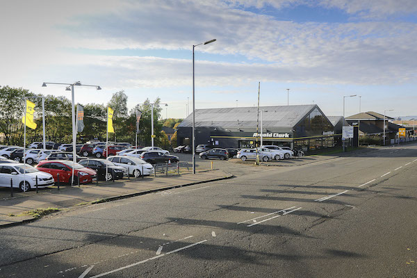 Car Dealers In Motherwell Find Your Local Arnold Clark