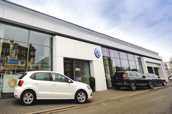 Dealer Details for Glasgow Volkswagen (North)