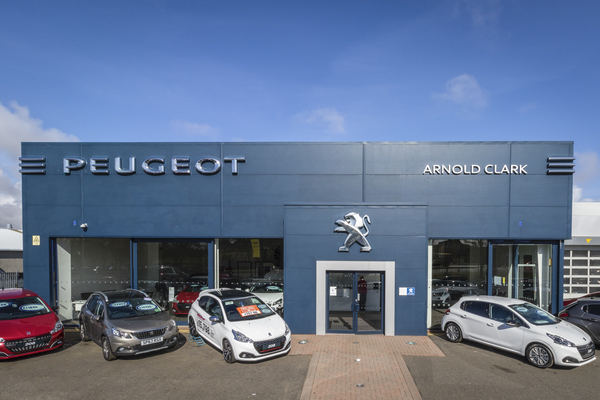 Dealer Details for Kirkcaldy Mazda / Peugeot