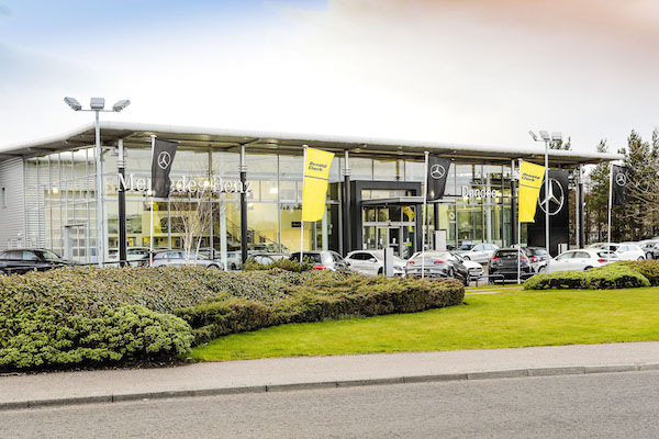 Dealer Details for Mercedes-Benz of Dundee