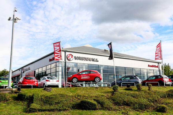 Dealer Details for Northwich Vauxhall / Kia