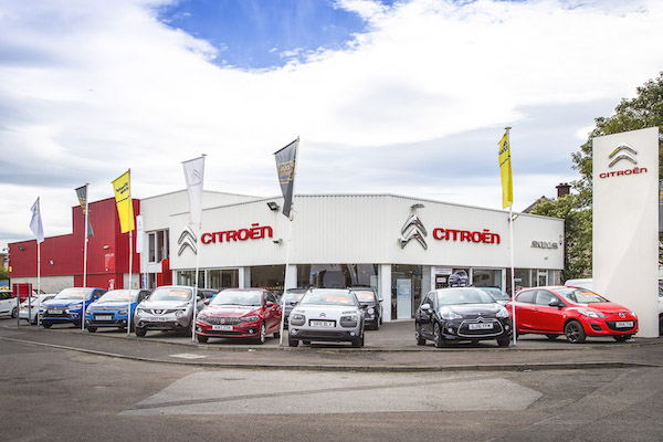 Dealer Details for Perth Citroën