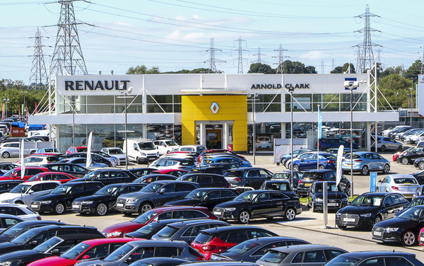 Dealer Details for Preston Renault / Dacia