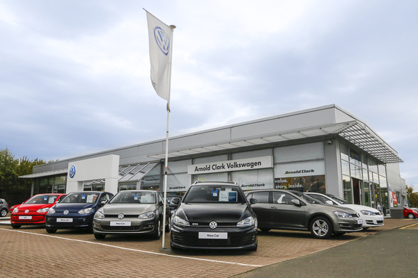 Dealer Details for Glasgow Volkswagen / MG (East)