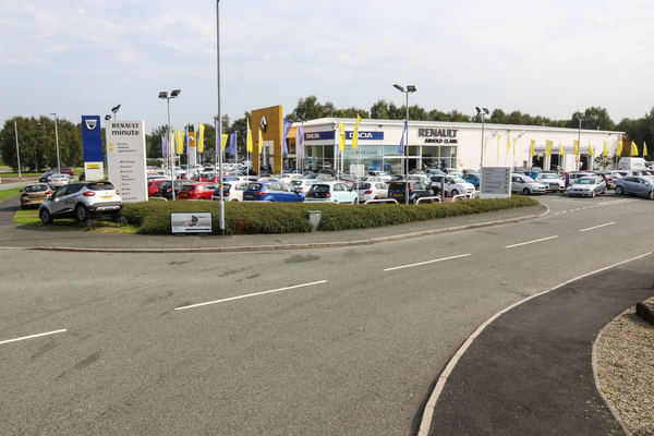 Dealer Details for Warrington Renault / Dacia (Westbrook)