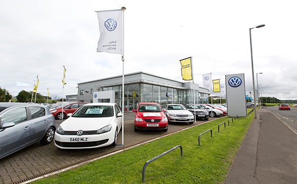 Dealer Details for Wishaw Volkswagen
